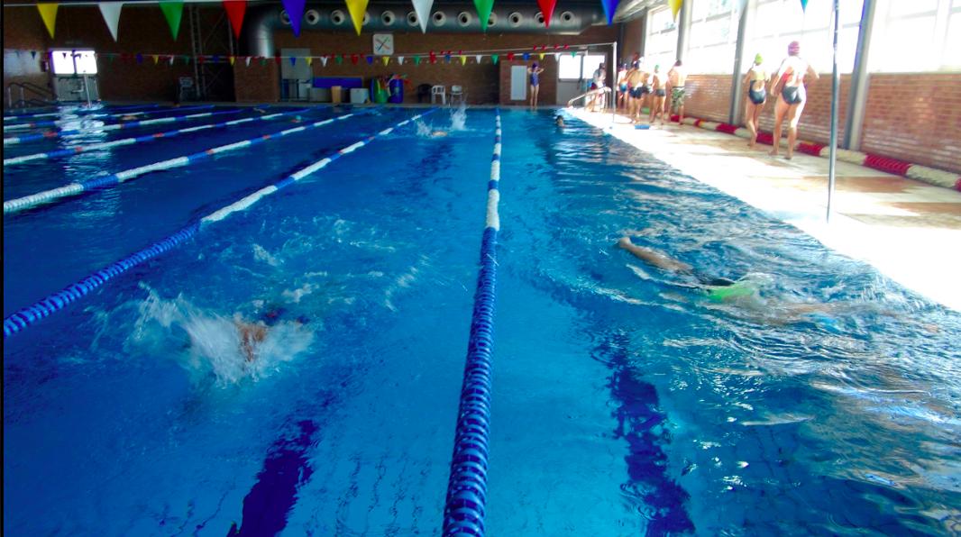 1 eso en la piscina municipal de benicarl colegios isp
