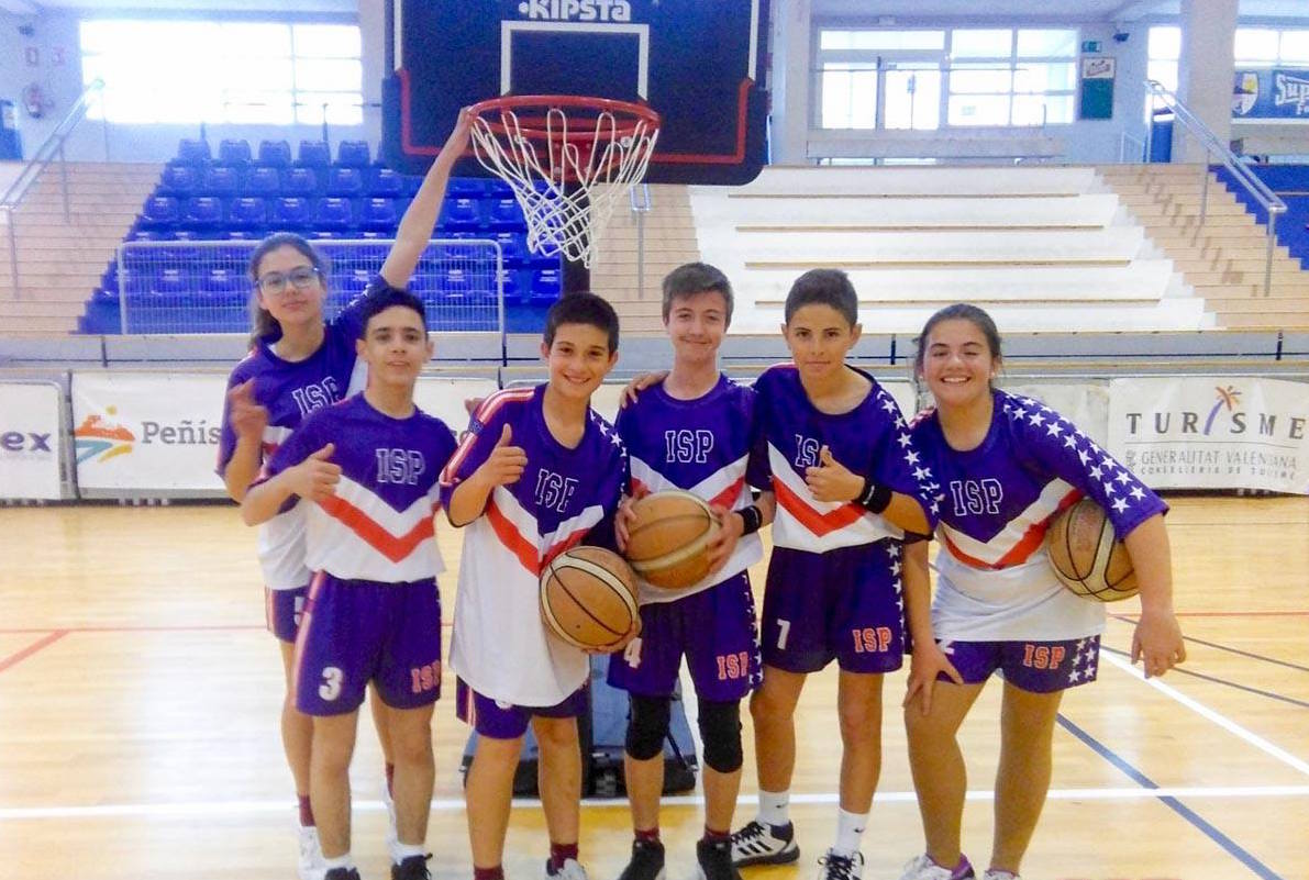 Basket Secundaria