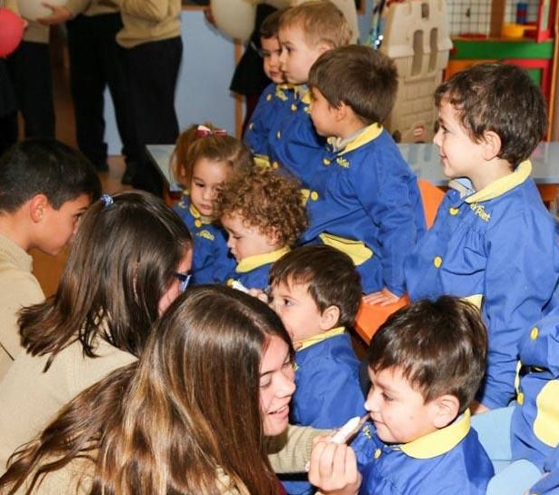 Interaccion alumnos